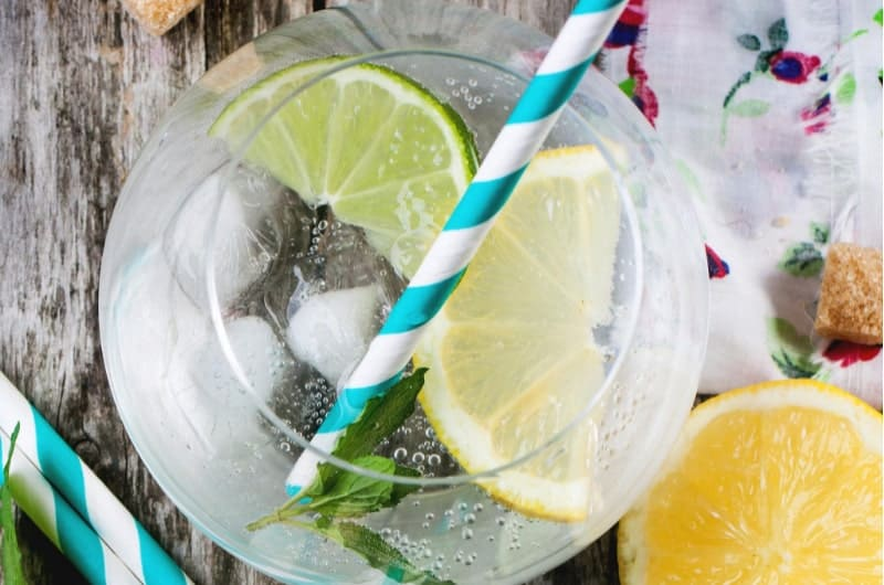 Does Sparkling Water Help You Lose Weight? I Say: Drink Up! Here is Why!